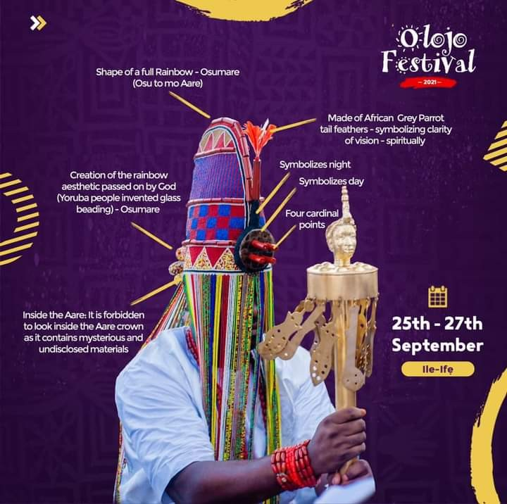 Olojo Festival: Ooni Goes Into Seven-day Seclusion