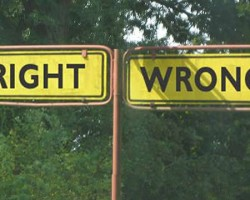 Getting It Right –  Evaluations